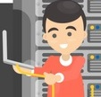 A Zen Hosting dedicated server can include server management