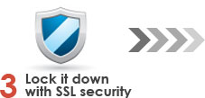 Get SSL certificate with web hosting Australia to boost customer confidence and web site conversions