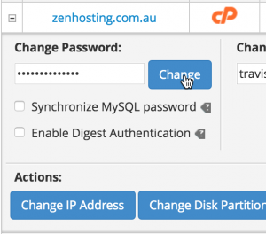 zen_hosting_australia_cpanel_change_password